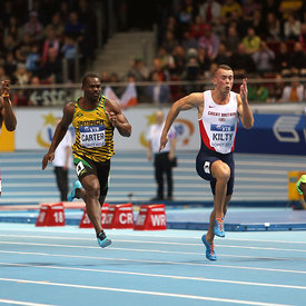 Dwain CHAMBERS (GBR) photos