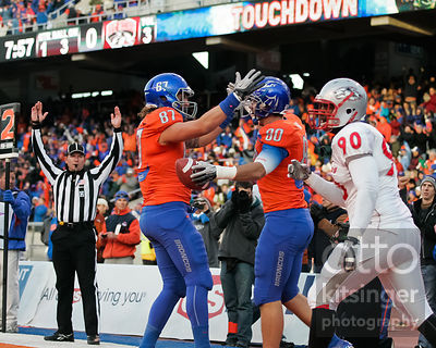 New Mexico v Boise State