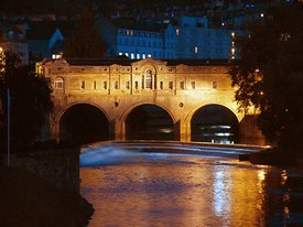 Poultney Bridge 5, Bath, UK