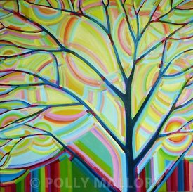 Sunlit_Tree_no._4_48_x_48_22_acrylic_on_canvas_by_Kristi_Taylor_(_4800)_(1)