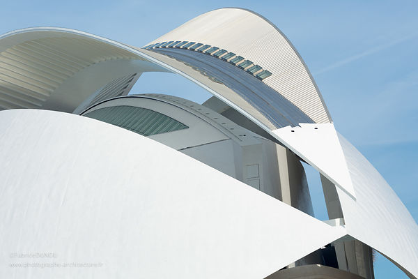 Palais des arts, Valence. Photo: Fabrice Dunou