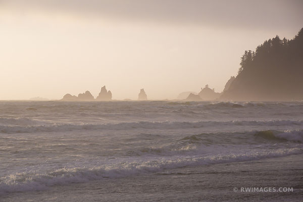 RIALTO BEACH OLYMPIC NATIONAL PARK WASHINGTON COLOR