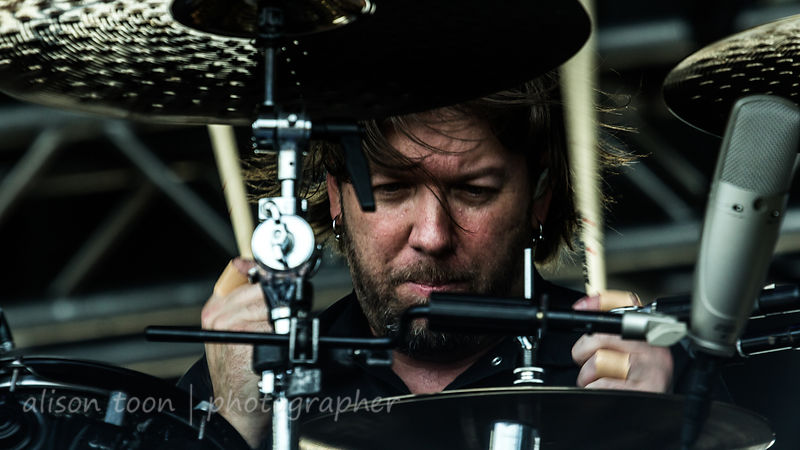 Scott Phillips, drums, Alter Bridge