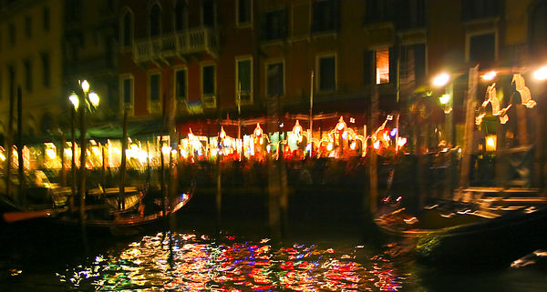 Night Impression, Venice