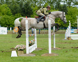 Tanya Kyle - Rockingham Castle International Horse Trials 2016