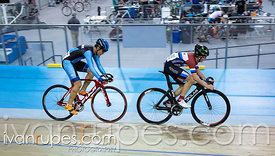 U17 Men Points Race. Ontario Track Championships, Mattamy National Cycling Centre, Milton, On, March 5, 2017