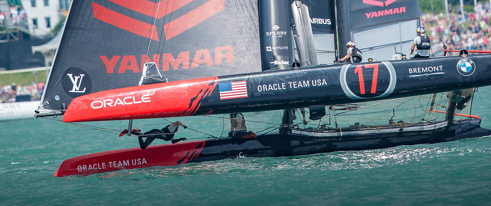 The America's Cup: UK photos