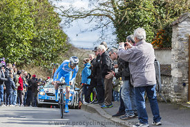The Cyclist Quentin Pacher - Paris-Nice 2016