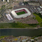 Sunderland aerial photos