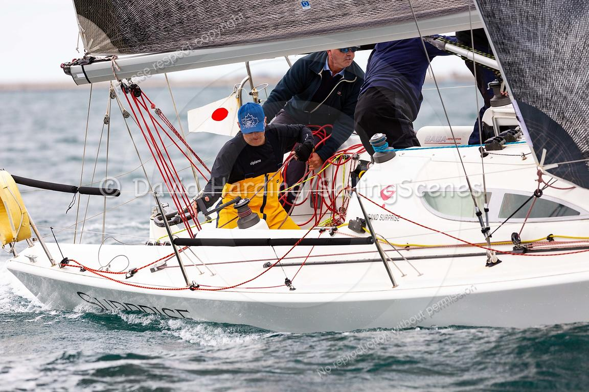 Surprise, GBR9802T, Archambault Grand Surprise, Weymouth Regatta 2018, 20180908333.