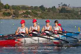 Taken during the Cambridge Town Cup 2015, Lake Karapiro, Cambridge, New Zealand; ©  Rob Bristow; Frame 0 - Taken on: Sunday - 25/01/2015-  at 08:10.48
