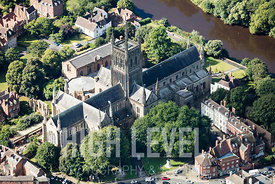 Aerial Photography Taken In and Around Worcester, UK