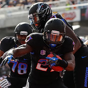 Football: UNLV at Boise State, 10/20/12 photos