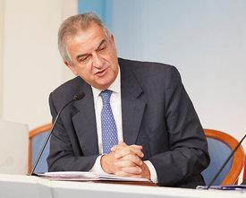 Italian Minister of Culture Lorenzo Ornaghi