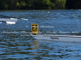 Taken during the World Masters Games - Rowing, Lake Karapiro, Cambridge, New Zealand; ©  Rob Bristow; Frame 383 - Taken on: Tuesday - 25/04/2017-  at 09:03.49