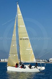 Amigos, GBR1246L, Archambault A35, Poole Winter Series 2018, 20101021041