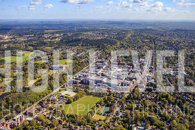 Camberley Aerial Photography