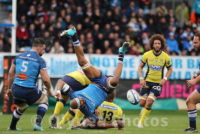 TOP 14 Castres Olympique / ASM Clermont photos, agence,images,