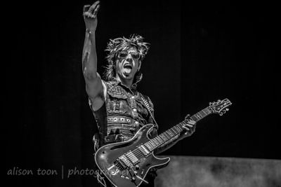 Kevin Thrasher, Escape the Fate, Aftershock 2014