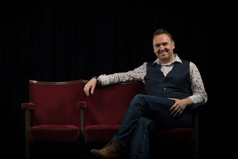 Rick Jackson Takes a Seat with New Theatre Royal
