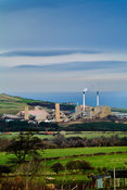 Boulby potash mine with underground laboratory
