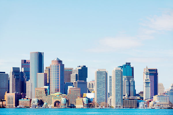 BOSTON SKYLINE COLOR