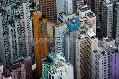 Apartments, Hong Kong