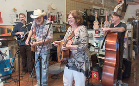 The Seiker Band, Ken'z Guitars, Georgetown, Texas