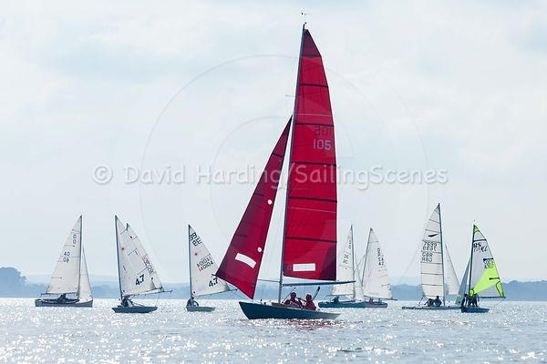 SAILING SCENES ON ADIDAS POOLE WEEK: DAY 6 photos
