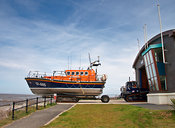 Hoylake Lifeboat and Lifeboat station