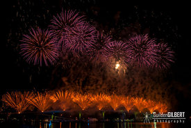 Fireworks - Paradise Island Bridge Renaming