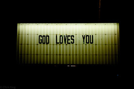 God Loves You -  71958 (2012)
