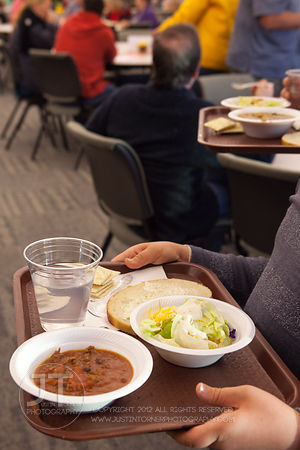 Stone Soup Supper.Fundraiser for the North Liberty Community Pantry, October 28, 2012