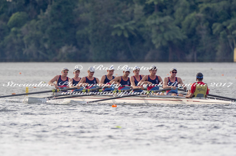 Taken during the NZSSRC - Maadi Cup 2017, Lake Karapiro, Cambridge, New Zealand; ©  Rob Bristow; Frame 3221 - Taken on: Saturday - 01/04/2017-  at 17:49.39