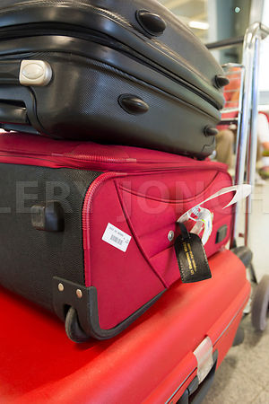 bagages aeroport
