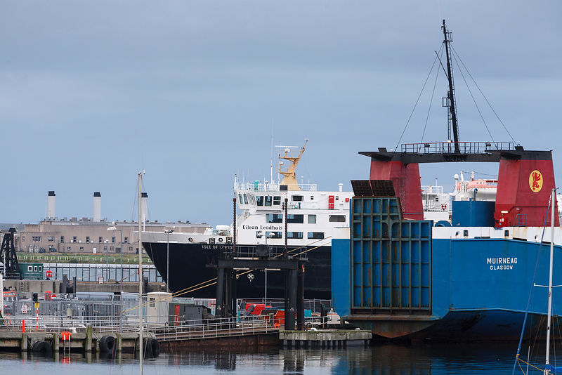 Isle of Lewis and Muirneag ferries