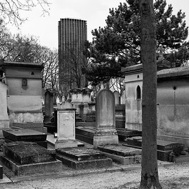 CIMETIERE DU MONTPARNASSE PHOTOS DE PARIS