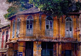 Old building in Singapore