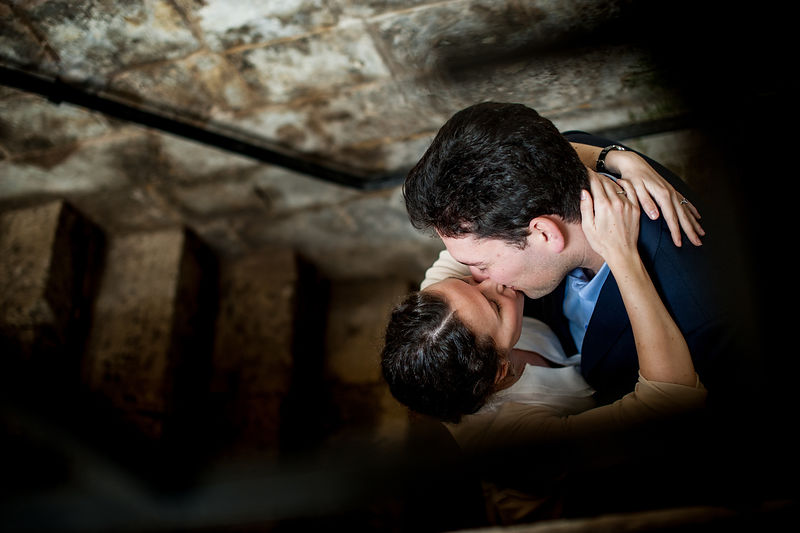 Love session Abbaye de Vaucelles - photographe mariage Nord mariage