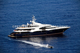 Superyacht Barbara