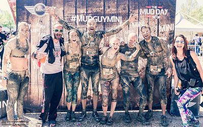 Mud Day Aix photos