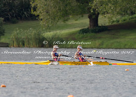 Taken during the NZSSRC - Maadi Cup 2017, Lake Karapiro, Cambridge, New Zealand; ©  Rob Bristow; Frame 364 - Taken on: Thursday - 30/03/2017-  at 16:26.35
