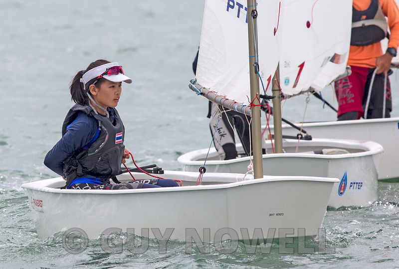 THA716. Top of the Gulf Regatta 2018.