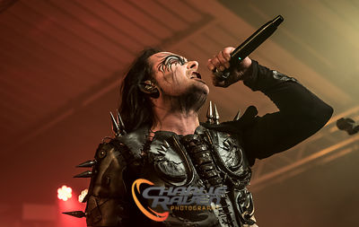 Cradle of Filth - Engine Rooms, Southampton 08.11.17 photos
