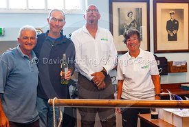 Prize-giving at Weymouth Regatta 2018, 20180909009.