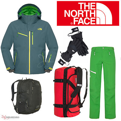 Review The North Face Ski Clothing photos