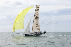 Be Light, HUN 18, 18ft Skiff, Euro Grand Prix Sandbanks 2016, 20160904532