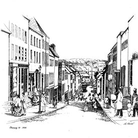 The Prints of Derry.By  Martin Hasson