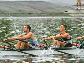 Taken during the National Championships 2018, Lake Karapiro, Cambridge, New Zealand; ©  Rob Bristow; Frame 0040 - Taken on: Tuesday - 13/02/2018-  at 08:09.47