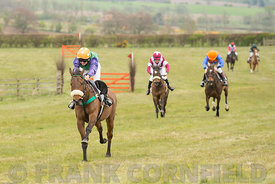 Doppio Moviment, Nick Barratt Atkin, pony race at Balcormo point-to-point on 29Apr2017.
